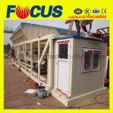 25m3/H volledige Automatische Mobiele Concrete het Groeperen Installatie