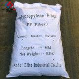 Fibra Mixed dell'ibrido della fibra della maglia di torsione sintetica del copolimero