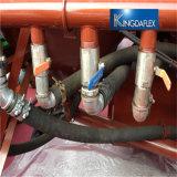 Flexible abschleifende Gummierdöl-Öl-Absaugung-industrieller Schlauch
