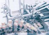 10ml E 액체 둥근 병 판지 상자 포장 기계