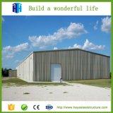 Het geprefabriceerde Modulaire Pakhuis van de Structuur van het Staal van het Huis