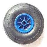 Schubkarre-Luft-Rad-aufblasbarer Reifen-Gummireifen der Handlaufkatze-3.50-4