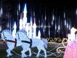 عطلة أميرة [دكرأيشن] [ليغت] [لد] [كستل] [ثم برك] زخارف