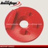코팅 제거를 위한 Bestop PCD 플랩 바퀴