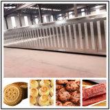 Clases de horno de túnel para la hornada del alimento de China con precio bajo