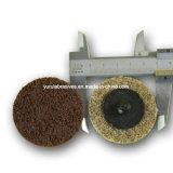 低価格のナイロン最上質紙やすりで磨く粉砕車輪
