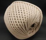 Eco-Friendly серый шнур хлопка для Drawstring Hoodie (CD003)