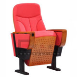 Plastic de petite taille Shell Cinema Seating Chair avec Wire Basket