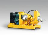 Pompa per acque luride autoadescante centrifuga d'Ostruzione