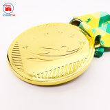 Fake gold plating Combinação Srar Design Medal