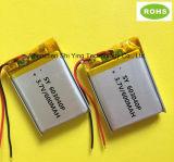 3.7V de Batterij 800mAh van het Polymeer van Li Po voor VideoGPS van de Pen DVD Registreertoestel PSP MP3
