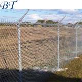 Декоративные цепи безопасности сетка ограждения на футбольном поле