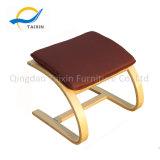 木フレームの居間の家具のFootstool