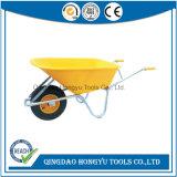 200kg Jardinagem Wheelbarrow construção em aço pesado (WB6424L)