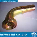 Montaggio idraulico con il tubo flessibile metrico del montaggio di tubo flessibile di prezzi bassi