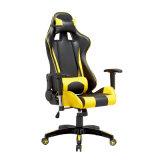 オフィスの椅子を(FS-RC020緑)競争させている商業レザーのパッドを入れられたスポーツデザイナー
