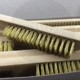 Cepillo transparente del cobre de la prueba de película, cepillo del hierro, cepillo profesional de la prueba de la violencia de Ppf del cepillo de alambre de cobre
