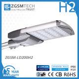 セリウムのCB GS TUVのマークが付いているLm79 Lm80 200W LEDの街灯は証明した