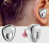 Mini trasduttore auricolare senza fili della cuffia della cuffia avricolare di Bluetooth 4.1