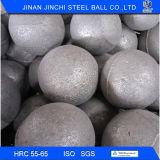 Roheisen-Stahlkugel für Gruben