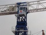 販売のための中国のセリウム16tの平屋建家屋のタワークレーンHst7030