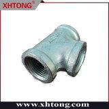 연성이 있는 Xhtong에서 티를 감소시키는 철에 의하여 스레드되는 이음쇠