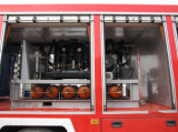 Futon 6X4 17cbm Fire Fighting Truck