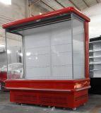 현대 디자인 음료 과일 야채 Multideck 열려있는 냉각장치