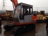 Japón-Hacer la Fácil-Reparación 7000kg Hidráulico-Transforman el mini excavador usado de la correa eslabonada de Hitachi Ex60