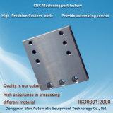 OEM & précision en aluminium anodisé Sandlast/ d'usinage CNC de fraisage de pièces de machines