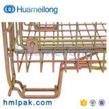 Bens móveis Best-Selling rígida de preformas PET bloqueável Wire Mesh Cage