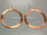 공급 Different Shape와 Size Copper Coil Inductor Coil