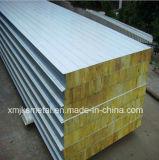 Feuerfeste Felsen-Wolle-Zwischenlage-Panels für Dach und Wand