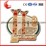 Neues Produkt-Qualitäts-Großverkauf-kundenspezifisches olympisches Abzeichen