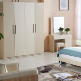 Decay Melamine Wooden Bedroom Wardrobe Design