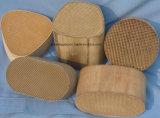 菫青石の手段のための陶磁器の蜜蜂の巣の基板の触媒コンバーター