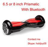 2015 Produit populaire, 6,5 pouces ou 8 pouces de deux roues Auto équilibre Scooter avec haut-parleur Bluetooth