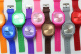 Yxl-973 de Armband van horloges voor het Unisex-Horloge van de Sporten van de Pols van de Gelei van de Vrouwen van de Mannen van het Kwarts van het Silicone van de Manier Toevallige