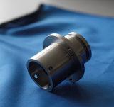 Fechar Tolerância de aços de carbono e inoxidável, Super-Alloy CNC Turning Part