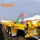 40ft trailer do esqueleto para o transporte de contentores