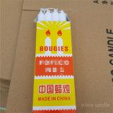 Aoyin 30g vela branca Vela brilhante do mercado para a África