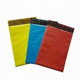 Bolsos de envío coloreados anuncios publicitarios polivinílicos coloreados sobres plásticos coloreados