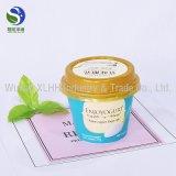 Copos de plástico de iogurte especial com o logotipo personalizado