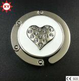 Настраиваемые высокое качество фальцовки дамской сумочке крюк (XYmxl100602)