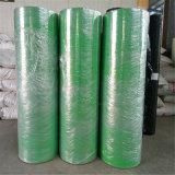 防水緑のPEの強さのフィルム