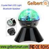 Magical Crystal Ball LED Light Haut parleur sans fil