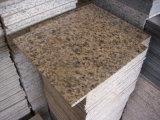 Telha de assoalho oxidada do material de construção do granito da pele bonita do tigre