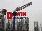 29m 33m 3 Colocação de betão hidráulico de armas com o distribuidor da Barra de coluna Tubular