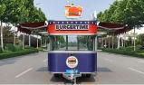 De kleine Verkoper heeft de Kokende Aanhangwagen van het Voedsel van de Pizza van Vrachtwagens voor Verkoop (Ce) nodig