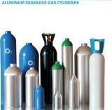 6m3 de cilindros de oxigênio em ligas de alumínio 40L